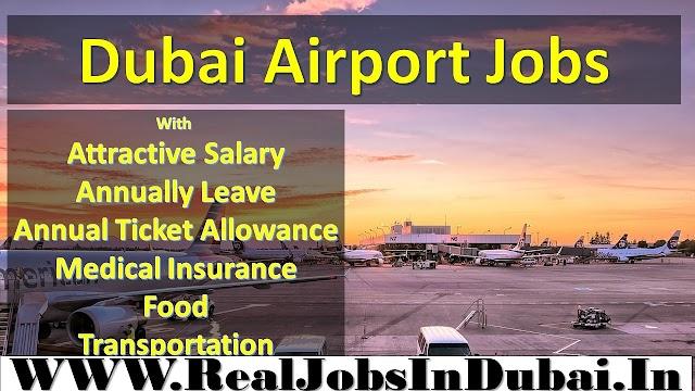 Dubai Airport Jobs 2021