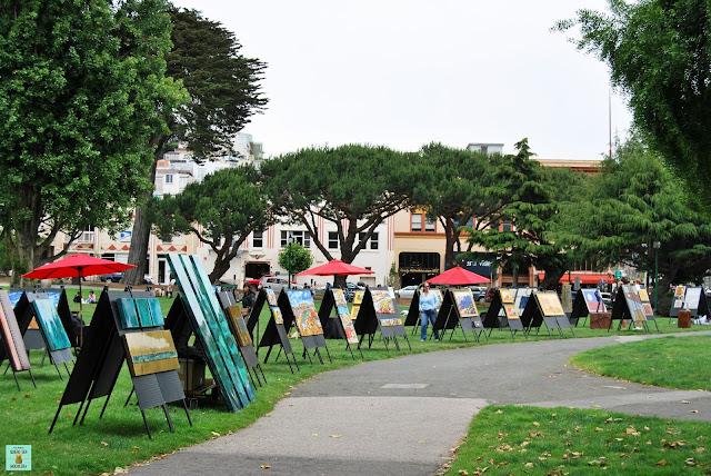 Washington Square, San Francisco