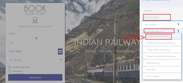 How to Change Boarding Point of Indian Railway Booked Ticket in Hindi