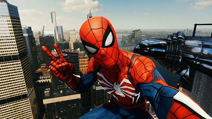Comprar Marvel's Spider-Man: Game of The Year Edition Black Friday