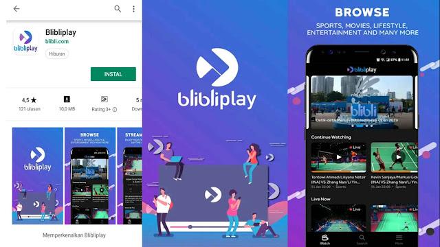Live Streaming Blibli Indonesia Open 2019, Pagelaran Bulu Tangkis Bergengsi Se-Dunia