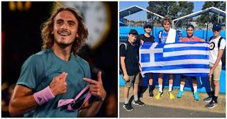 Τσιτσιπάς: «Είμαι υπερήφανος που είμαι Ελληνας»