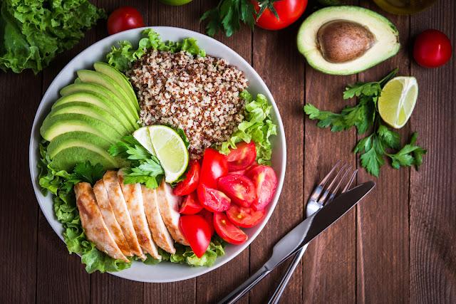 makanan sihat, diet sihat, penting untuk jaga makan, eat clean for healthy body
