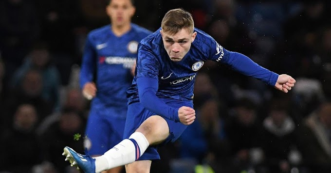Clubs interested in loan offer for Chelsea academy gem Lewis Bate