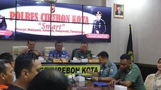 Walikota Ajak masyarakat Bersama Jaga Keamanan Natal 2019 an Malam Tahuun Baru 2020