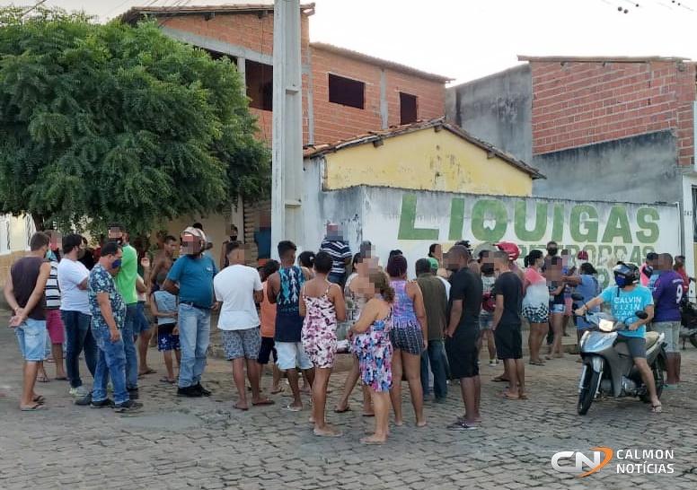 Miguel Calmon: Jovem é assassinado a tiros no centro da cidade na tarde desta sexta (12) – confira