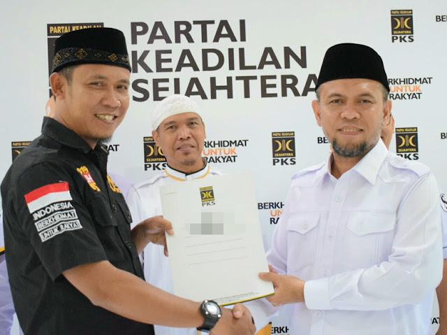 Pimpin Tim Pemenangan Pilkada, Salman Alfarisi : PKS Siap Usung Walikota Medan