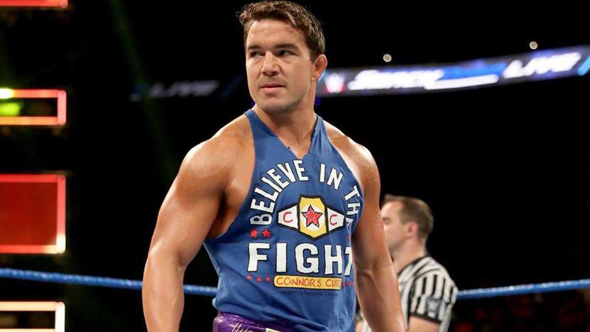 Chad Gable ainda tem um longo tempo de contrato com a WWE