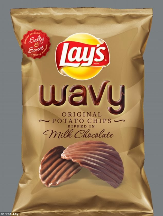 Obsessive Sweets Wish List Lay S Wavy Potato Chips