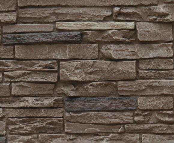 image of natural thin stone veneer wall panels