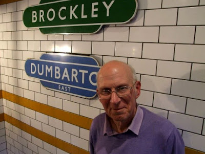 Railway enthusiast pensioner David Brewer, 68, has recently achieved a personal ambition to photograph every railway station within the UK