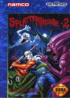 Jogue gratis Splatterhouse 2 para Sega Genesis retrogame online