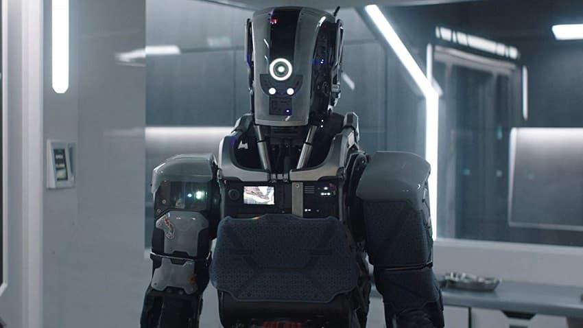 О чём Дитя робота, на какие фильмы похож, как сделали робота, кто сыграл робота