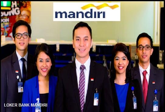 REKRUTMEN DAN PENERIMAAN BANK MANDIRI