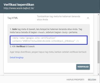 Cara jitu menghubungkan blog ke webmaster