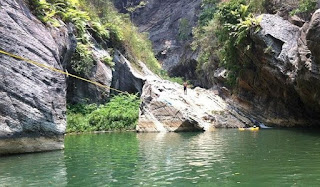 Tempat Wisata Sanghyang Tikoro Bandung Yang Mistis
