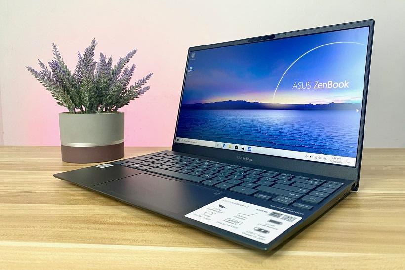 ASUS Zenbook 13 UX325 Unboxing Design