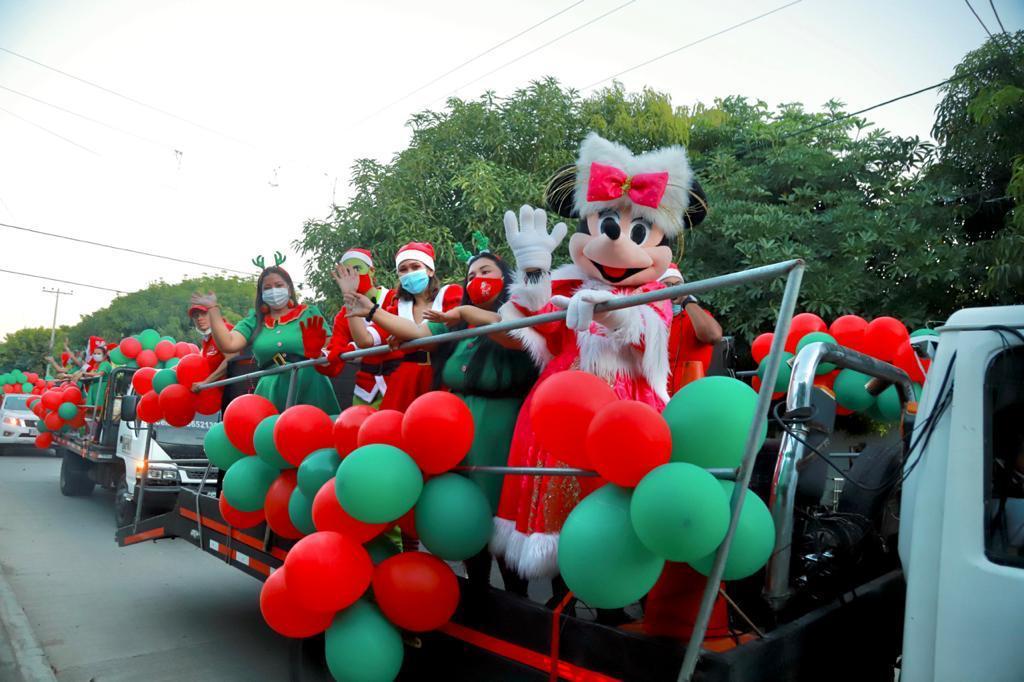 hoyennoticia.com, Alcaldía de Valledupar lleva la navidad a comunas y veredas