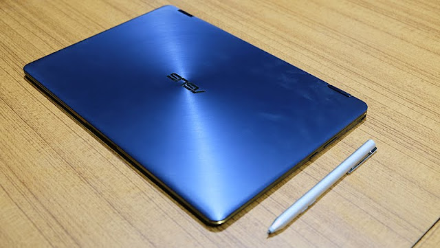 review Asus Zenbook Flip S