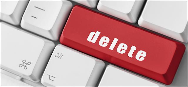 طريقة حذف الملفات للأبد ومنع استعادتها بدون استخدام اى برامج للويندوز