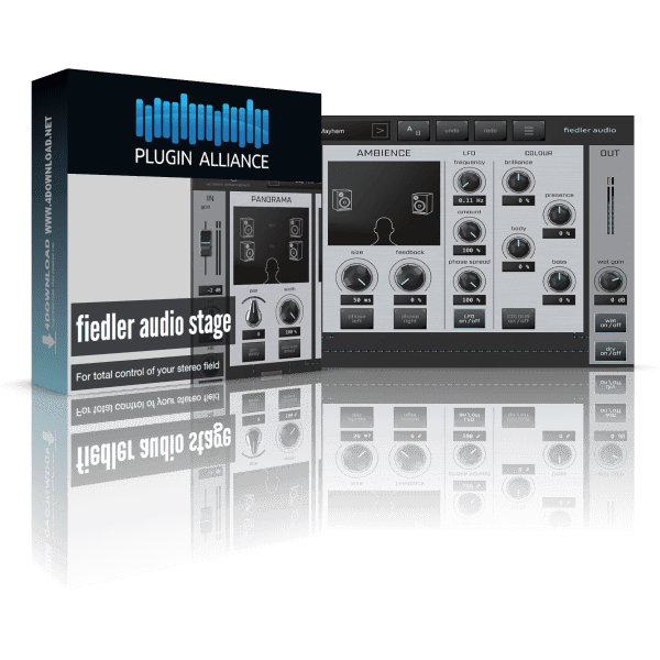 Fiedler Audio Stage v1.1.0 Full version