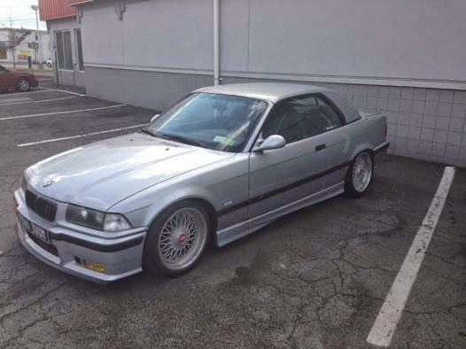 Daily Turismo: 5k: Seller Submission: 1999 BMW M3 E36 Convertible