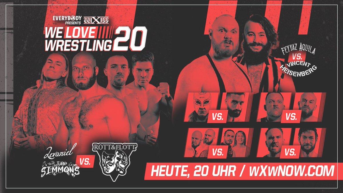 Cobertura: wXw We Love Wrestling (13/08/2021) – O caçador!
