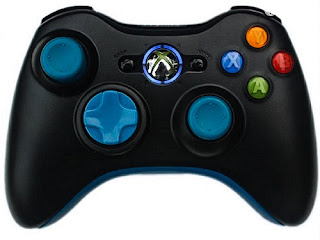 modded controllers xbox 360 mod controllers xbox 360 blue out