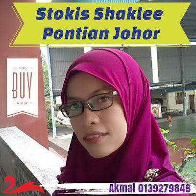 Stokis Shaklee Pontian, Johor