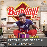 Birthday Gift Original - Sharry Mann