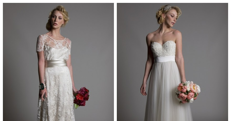 British Wedding Dresses By Halfpenny London
