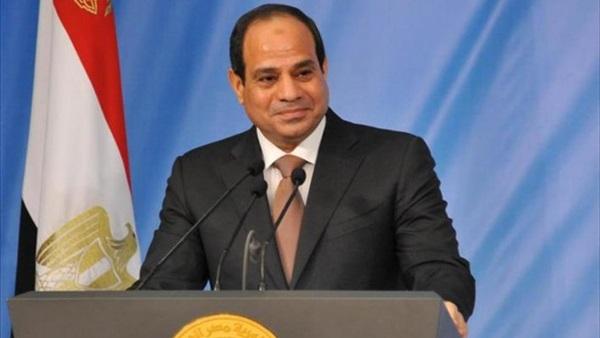 الرئيس السيسى يصدر قرارا جمهوريا جديدا