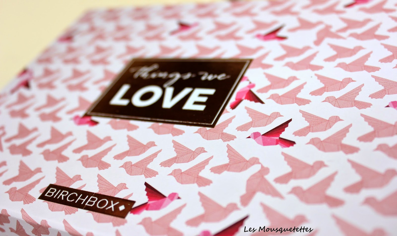 Birchbox février 2015 - Les Mousquetettes©