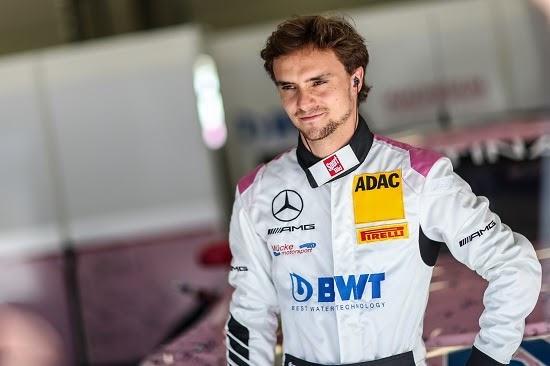 Lucas Auer führt österreichisches Quintett am Red Bull Ring an