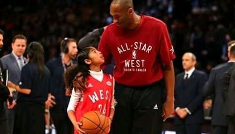 Tribute To Kobe Bryant.