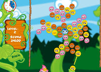 Fruta bombardeando jogo online