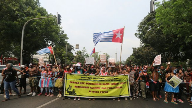 Dewan Adat: Jakarta, Setop Sudutkan Rakyat Papua dan Alihkan Isu Rasisme
