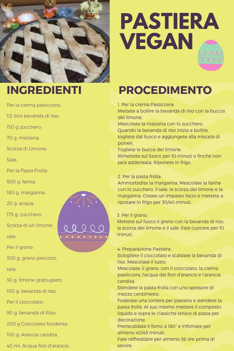 pastiera+chocolate