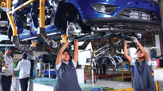 ITI Jobs Walk In Interview For TATA Motors Sanand(Gujarat) Plant Under Sukhmaa Contract, Salary Rs. 15322/- CTC