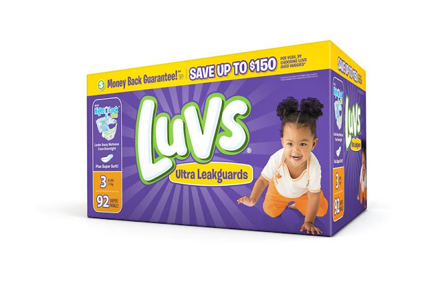 Luvs Diapers With Night Lock Plus Coupon