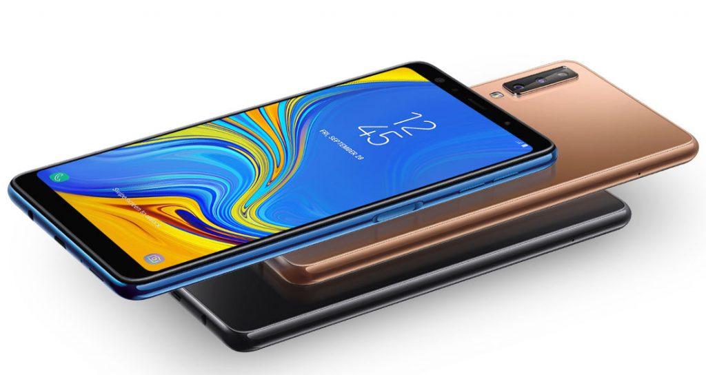 Samsung one ui for s7 edge Hyperion rom - ANDROMT92