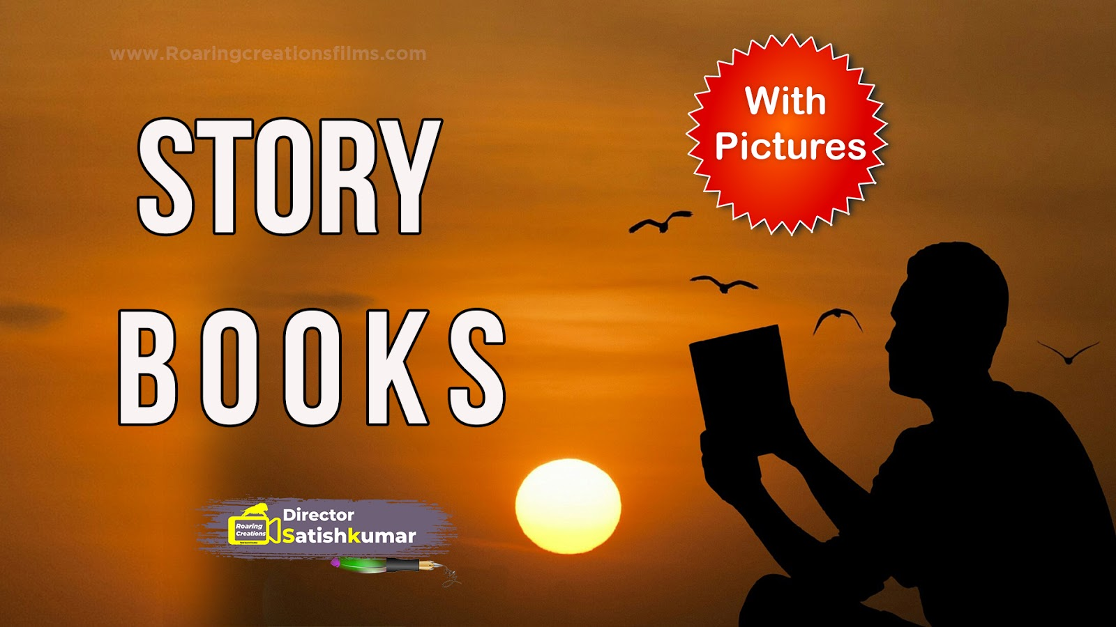 English Story Books - Ebooks in English