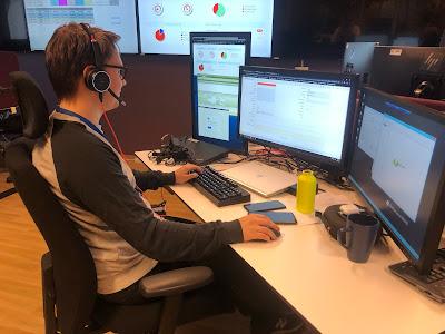 Sander IKT-Service lærling
