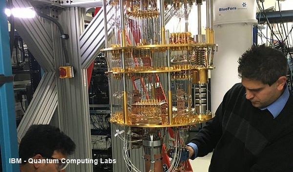 IBM, Quantum Bilgisayarını Satışa Sunuyor