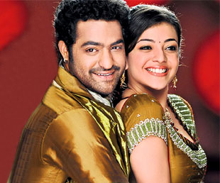 Jr NTR votes for that lady only