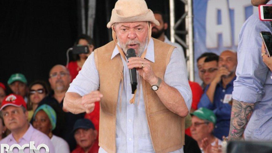 Lula se irrita com pressão de petistas do Nordeste por apoio do PT a outra legenda