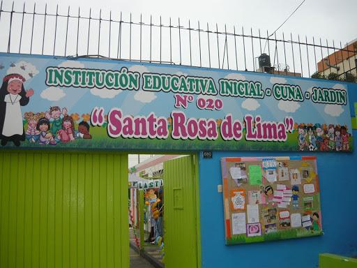 Inicial 020 SANTA ROSA DE LIMA - Lima Cercado