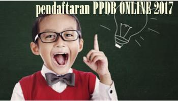 Aplikasi Pendaftaran Peserta Didik Baru(PPDB) SD SMP SMA Secara Online Dan Offline Versi 2017