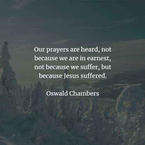 Power of prayer quotes and sayings from famous people