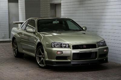 Nissan Skyline GT-R V-Spec II Nur (BNR34)